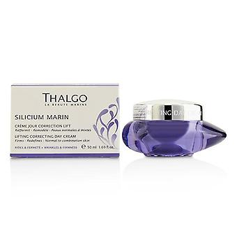 Thalgo Silicium Marin Lifting Correcting Day Cream - Normal To Combination Skin - 50ml/1.69oz