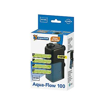 Superfish Aqua-Flow 100 fisk akvarium indre Filter