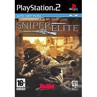 Sniper Elite (PS2) - New Factory Sealed