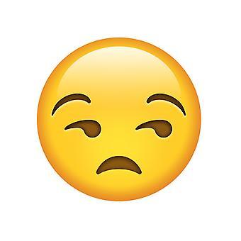 Unamused Emoji naamio