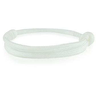 Skipper bracelet surfer band node maritimes bracelet nylon white 6751