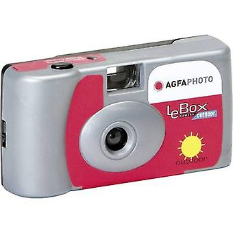 Disposable camera AgfaPhoto LeBox 400 27 Outdoor 1 pc(s) Splashproof