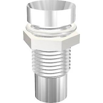 Signal Construct SMZ1089 LED socket Metal Suitable for LED 5 mm Screw