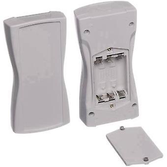 Bopla BOS STREAMLINE BS 603 F-7035 Hand-held casing 159.4 x 77.9 x 33.5 Acrylonitrile butadiene styrene Grey-white (RAL 7035) 1 pc(s)
