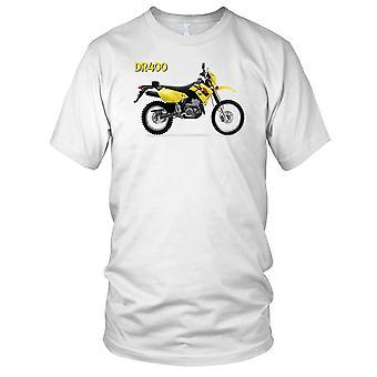 Suzuki DR400 Offroad Motorrad Motorcyle Damen T Shirt