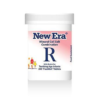 New Era, Combination R, 240 tablets