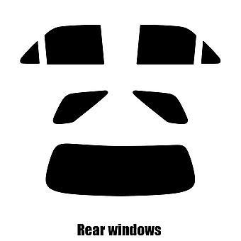 """قبل قص صبغة نافذة-""""تويوتا كورولا""""-2005 إلى 2015--ويندوز الخلفي"""