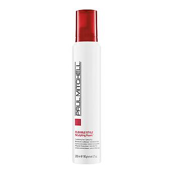 Paul Mitchell Flexible Style Sculpting Schaum 200ml