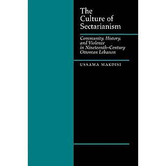A cultura de sectarismo - comunidade - história e violência em nove