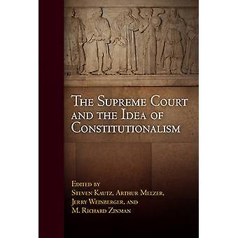 Højesteret og tanken om konstitutionalisme af Steven J. Kaut