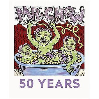 Mr Chow - 50 år av Sir Terence Conran - 9783791357362 bok