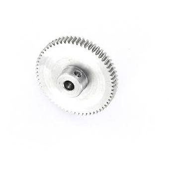 Módulo do módulo de engrenagem de aço reely: 0,5 Diâmetro do furo: 4 mm Não. de dentes: 60
