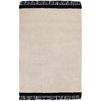 Elgin dywaniki w kolorze czarnym krem