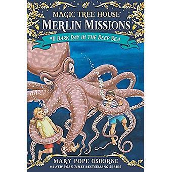 Donkere dag in the Deep Sea: Merlin missie [met tatoeages] (Magic Tree House)