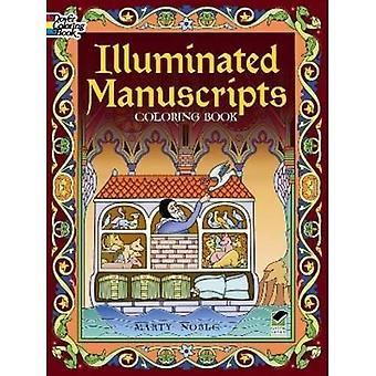 Illuminierte Handschriften Malbuch