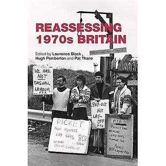 Endring av 1970-tallet Storbritannia