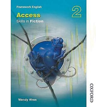 NTFE compétences dans la Fiction (accès) 2: compétences dans la Fiction (accès) BK. 2