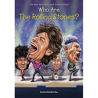Qui sont les Rolling Stones?