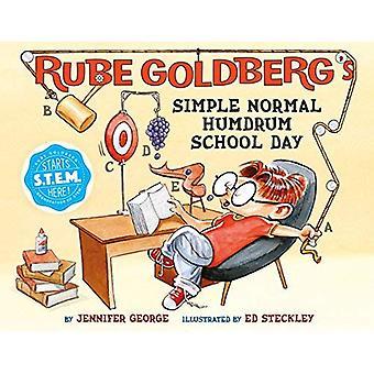 Journée école de Humdrum Simple normale de Rube Goldberg