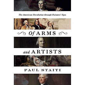 Des armes et des artistes: la révolution américaine à travers les yeux des peintres