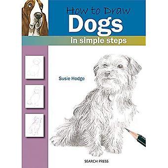 Wie Hunde zu zeichnen