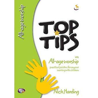 Top Tips on All-age Worship