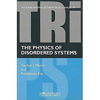 Fizyka systemów nieuporządkowane (teksty i odczyty w naukach ścisłych)