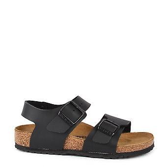 Birkenstock dla dzieci Nowy Jork czarne sandały