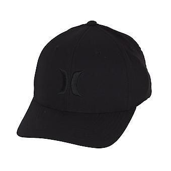 Hurley Men's Flexfit Cap ~ Dri-Fit Cutback black