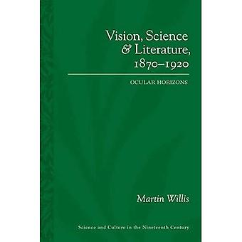 Visie, wetenschappen en literatuur, 1870-1920: oogbeschadigingen en/of horizon