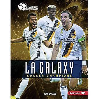 La Galaxy: Jalkapallo Mestarien (Champion jalkapalloseuroja)