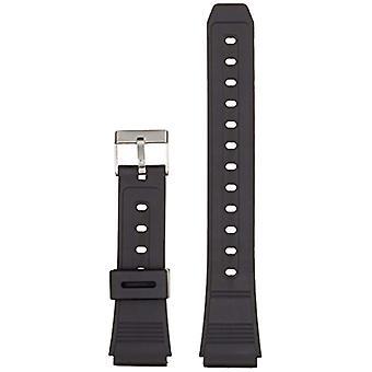 Morellato-A01U1260198019MO18-kunststof Straps voor mannelijk, zwart, 22 mm