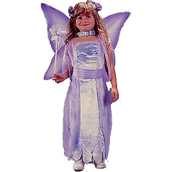 Purple Angel Toddler Costume