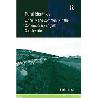 地方アイデンティティの民族とニール ・ サラによって現代的なイギリスの田舎のコミュニティ