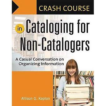 Crash Course dans le catalogage pour les non-catalogeurs