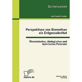 Perspektiven von Biomethan als Erdgassubstitut konomisches kologisches und technisches Potenzial by Sachar & JanClaudio