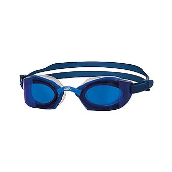 Zoggs voksen Ultima Air Titan linsen svømming beskyttelsesbriller svart/grå/Titan