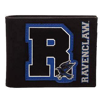 Harry Potter Ravenclaw sport stile bi-fold portafoglio