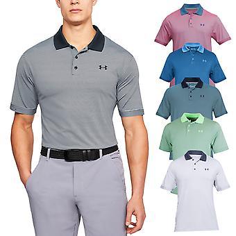 Under Armour Mens Performance Novelty Polo Shirt