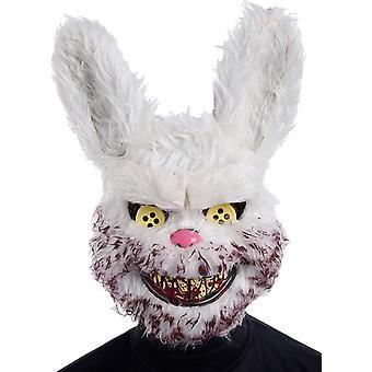 Sneeuwbal masker voor Halloween