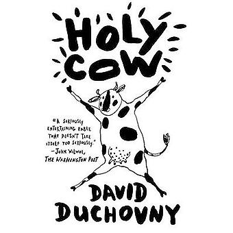 Holy Cow by David Duchovny - 9780374535902 Book