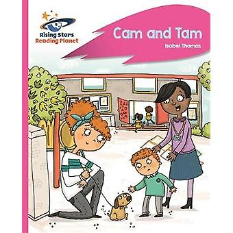 Reading Planet - Cam and Tam - Pink A - Rocket Phonics by Reading Plan