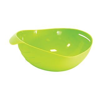 Yellowstone Silicone Portable Wash Basin Green