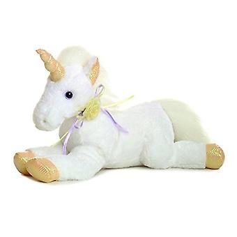 "Aurora World 12"" Flopsie Plush Venus the Unicorn"