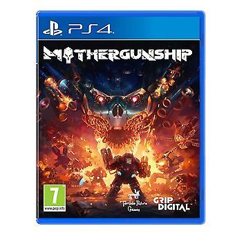 Mothergunship PS4 spel
