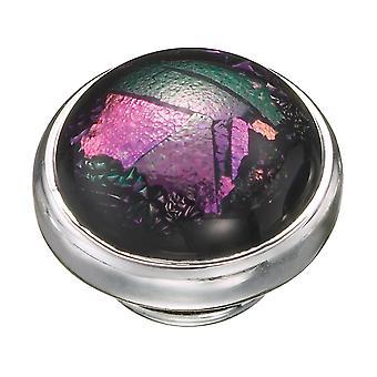 KAMELEON Purple Pink Flash Sterling Silver JewelPop KJP580
