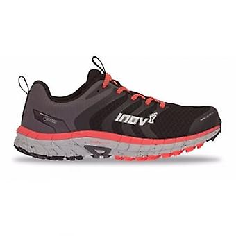 Inov8 Parkclaw 275 Gtx Womens Standard Fit Trail Running Shoes Black/grey