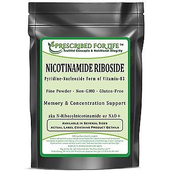 Nicotinamide Riboside Chloride +/- 98% - Pyridine-Nucleoside Form of Vitamin B3 Powder