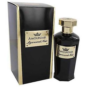 Agarwood Noir By Amouroud Eau De Parfum Spray (unisex) 3.4 Oz (women) V728-541826