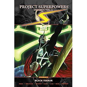 Project grote machten Omnibus deel 2: Black Terror